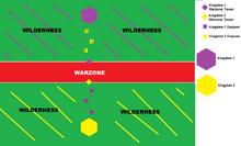 Siege world map