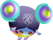 Tama sheep (nightmare)