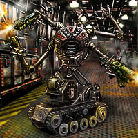 Rifle Assembly Bot
