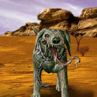 Mutant Guard Dog