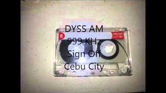 Super Radyo DYSS 999 Sign On
