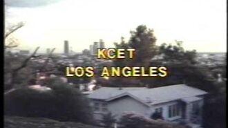 KCET Sign Off - November 21, 1982