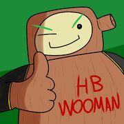 Wood Man fanart 03