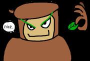 Wood Man fanart 07