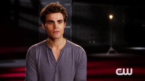 The Vampire Diaries - Paul Wesley Interview