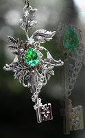 Nature key