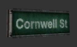 Cornwell St