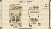 Artaud Theater Map
