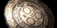 Crested Medallion