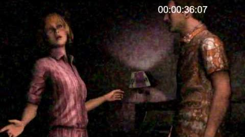 Silent Hill Shattered Memories - Wicked and Weak Ending