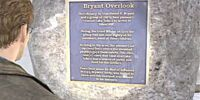 Bryant Overlook Memorial