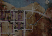 Neely's Bar map