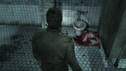 HC AH Body Toilet