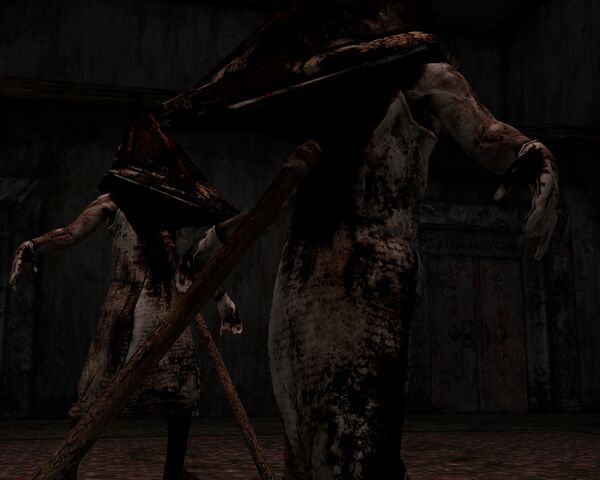 File:Pyramid Head Duo Defeated.jpg