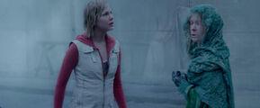 Heather hears the siren