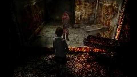Silent Hill 3 storeroom.