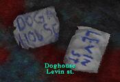 SH1 Doghouse Levin St