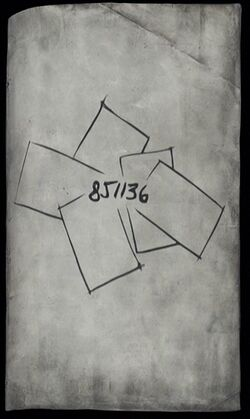 Envelope Puzzle