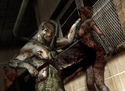 Butcher killing nurse