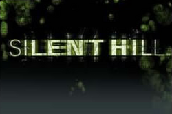 Silent Hill - mobile version - title screen