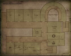 Alchemilla hospital 3f