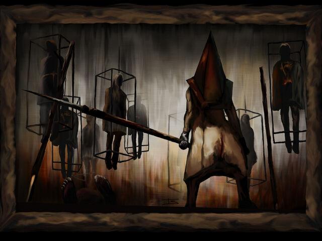 File:Silent-hill-pyramid-head-Frikarte.jpg
