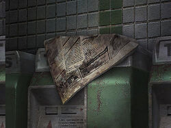 Subway Newspaper