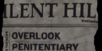 Newspaper Headline (Executed Man)