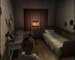 Heather's room