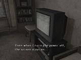 Tv haunting