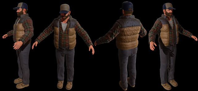 File:Travis 3d Game Model.jpg