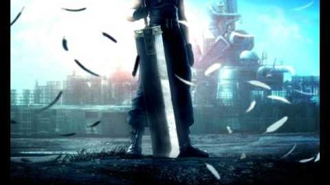 Final Fantasy VII Crisis Core Music - Those Who Accept the Protection of the Stars