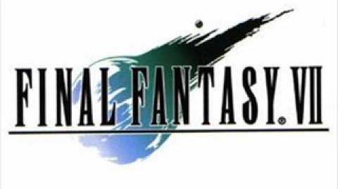 Final Fantasy VII One Winged Angel