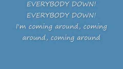 Nonpoint - Everybody down with Lyrics