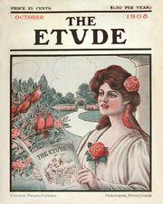 Etude 1908-10
