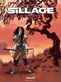 French cover Sillage 11