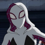 Spider-Gwen animated