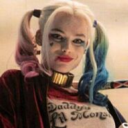 Harley Quinn Smirk Avatar