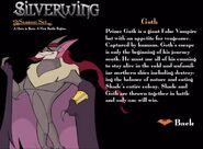 Goth Character Bios