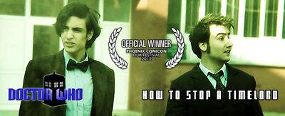 Doctor Who Fan Film Fanfilm 2012 Phoenix Comicon Tenth Eleventh SilverWolfPet