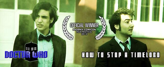 File:Doctor Who Fan Film Fanfilm 2012 Phoenix Comicon Tenth Eleventh SilverWolfPet.jpg