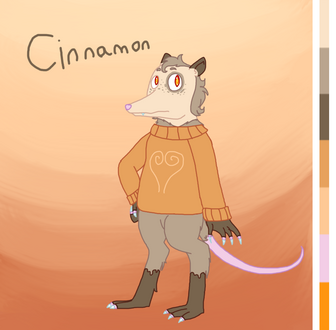 Cinnamon refsheet