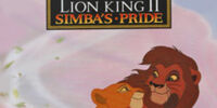 The Lion King II: Simba's Pride (Book)