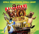 Simba, Timon, and Pumbaa Goes to Madagascar: Escape 2 Africa
