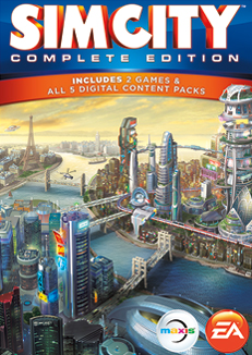 File:SimCity Complete Edition cover.jpg