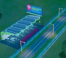 Nissan Leaf Charging Station (building)