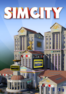 Roman Casino Set cover