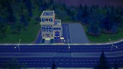 Police station (SimCity (2013))