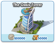The Oasis Tower