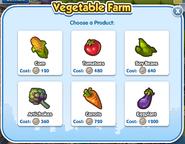 Vegetable Farm Product